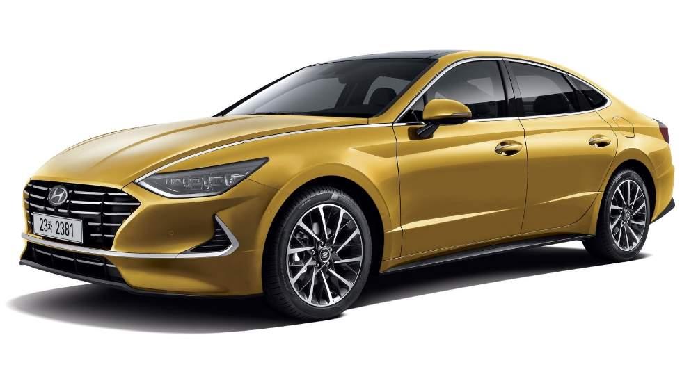 Hyundai Sonata 2020: primeros datos y fotos de la nueva berlina