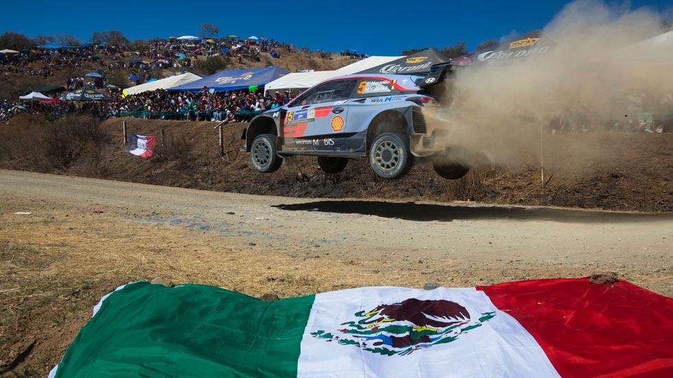 Rally de México 2019: previo y horarios