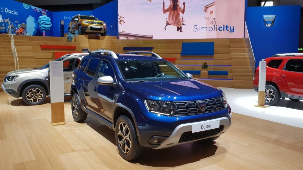 Dacia Duster 2019: nuevos motores de gasolina y versión X Plore para el SUV