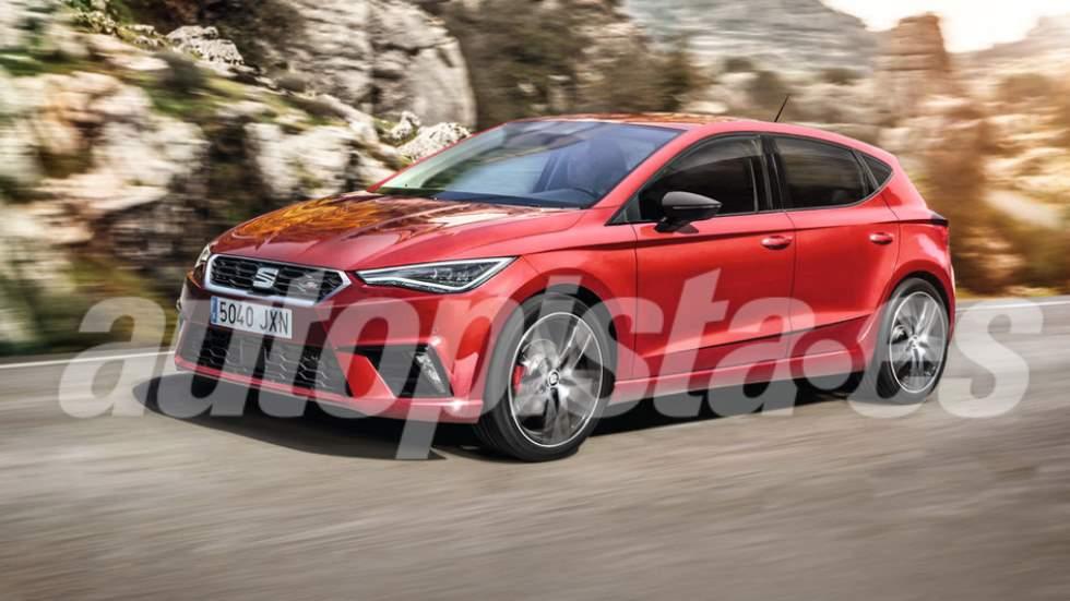 Seat León 2020: el nuevo compacto, con la base del Golf 8 e híbrido