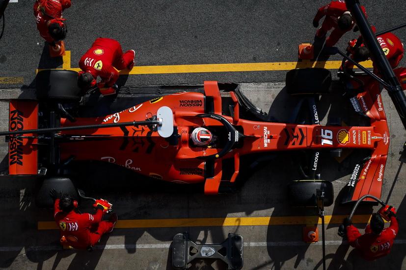 Fórmula 1: ya se conocen los compuestos de neumáticos para el GP de España