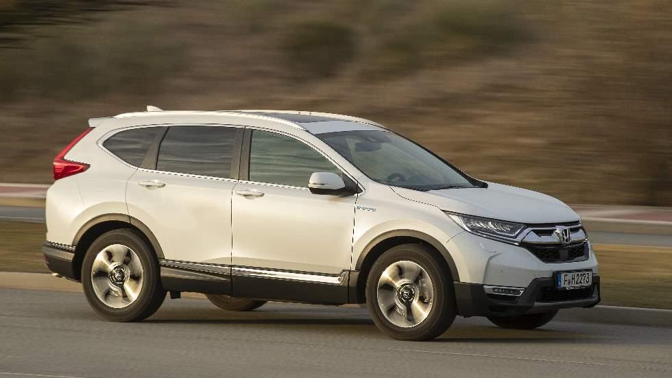 Honda CR-V Hybrid 2.0 I-MMD 4x2: superprueba del nuevo SUV híbrido