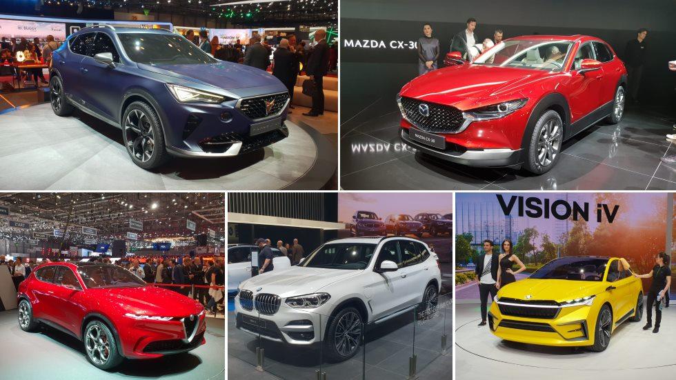 Los 5 SUV inéditos que vienen en 2019 y 2020, por los que merece la pena esperar