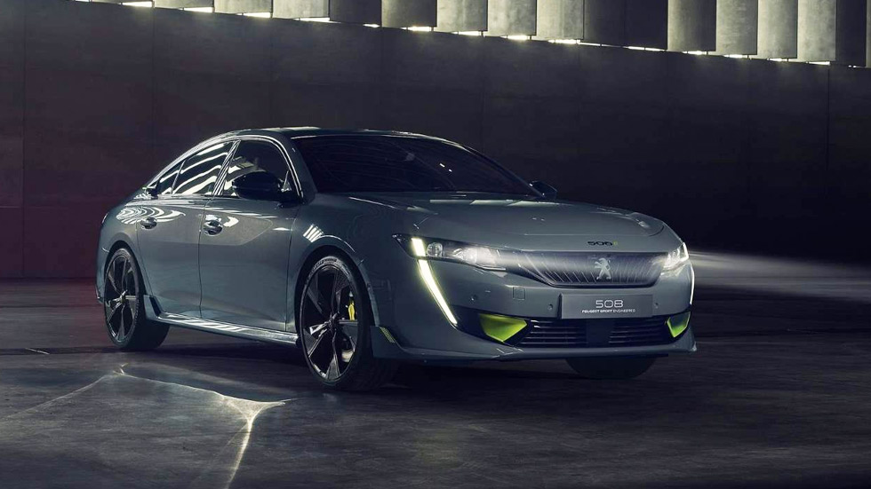 Peugeot 508 Sport Engineered Concept, sus claves en VÍDEO