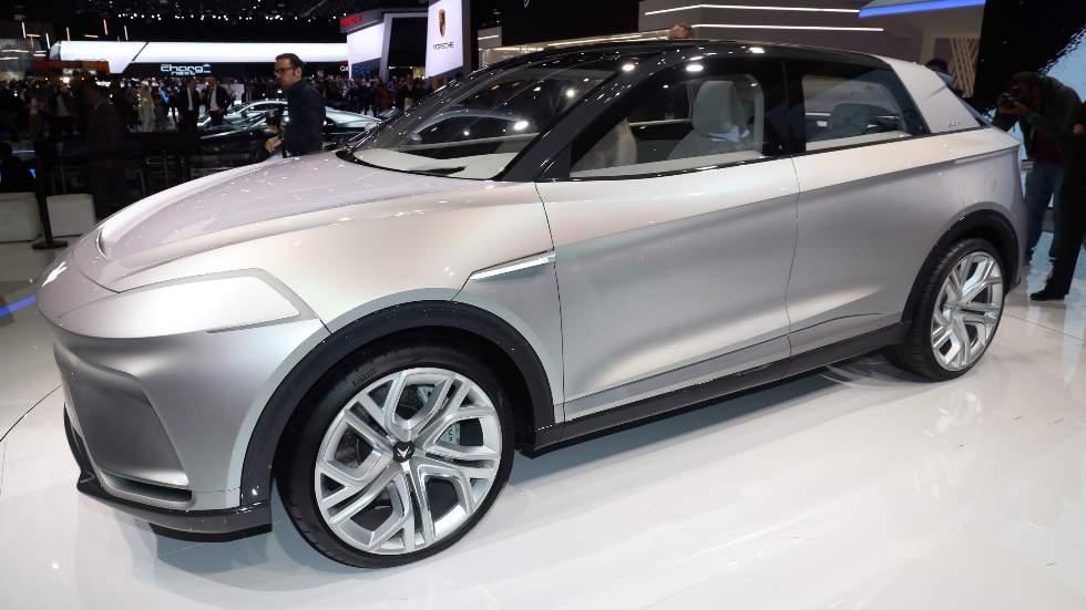 Arcfox ECF: así es el SUV chino diseñado por Walter de Silva