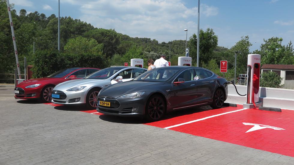 Tesla cubrirá toda Europa con sus supercargadores a finales de 2019