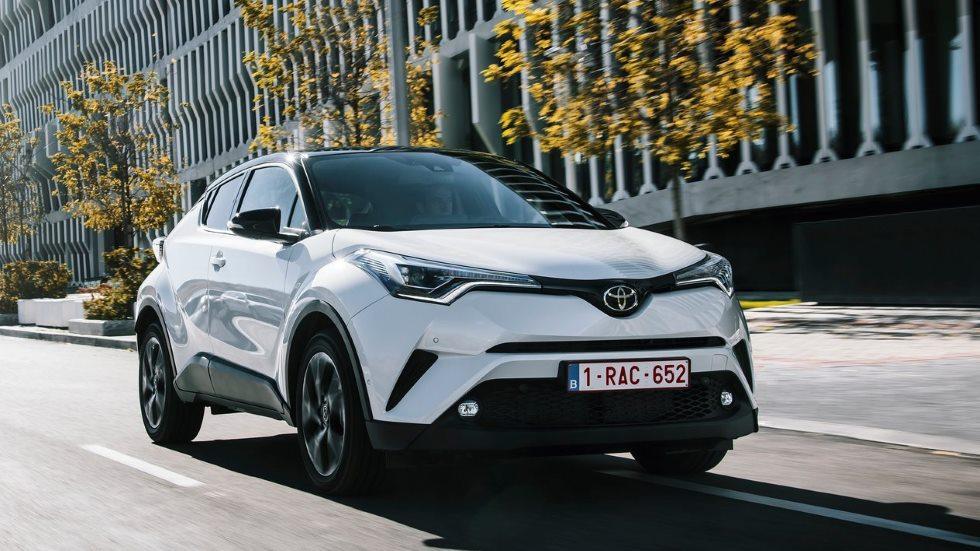 Toyota C-HR EV: el SUV eléctrico que podría llegar en 2021