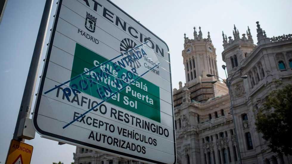 Madrid Central comienza ya a multar: cómo, cuándo y por qué