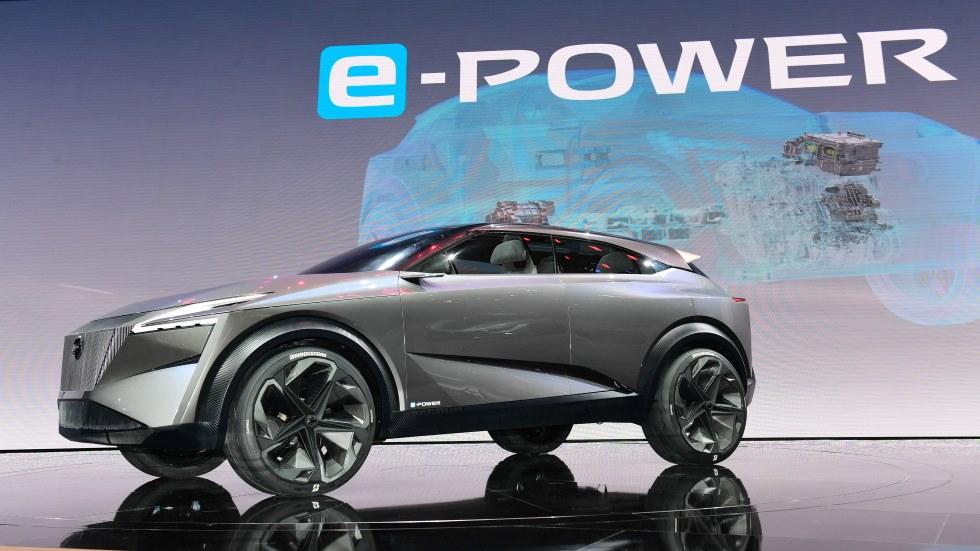 Nissan e-Power: la tecnología eléctrica que llegará al Qashqai… y a toda la gama