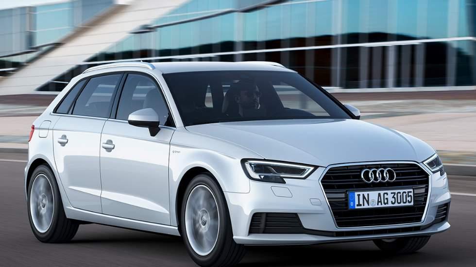 Audi A3 g-tron 2019: más autonomía para el compacto de gas