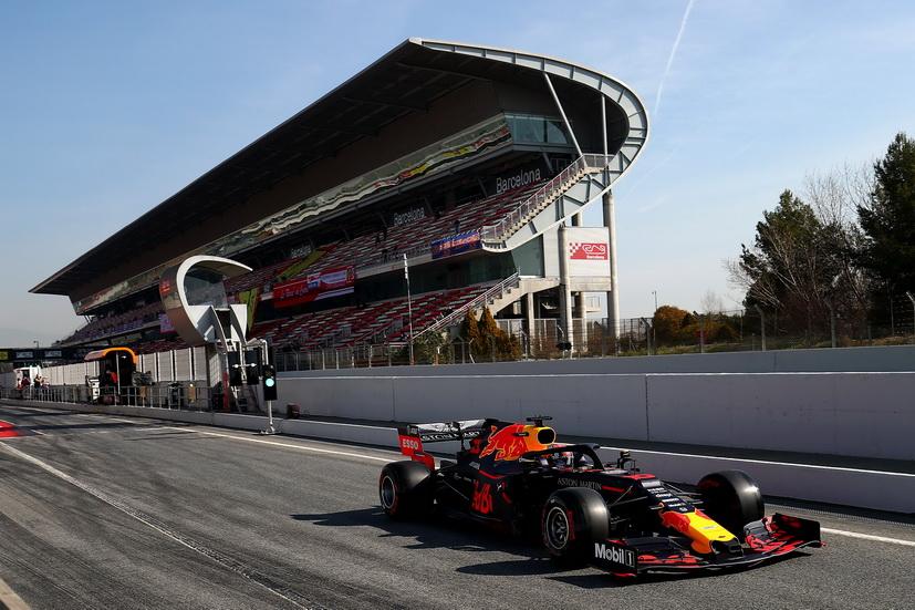 """Fórmula 1: Red Bull muestra imágenes de su """"filming day"""""""