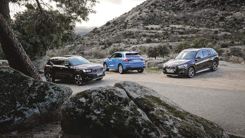 Revista Autopista 3092: nuevo Audi Q3, Volvo XC40 y BMW X1, ¿cuál es el mejor SUV?