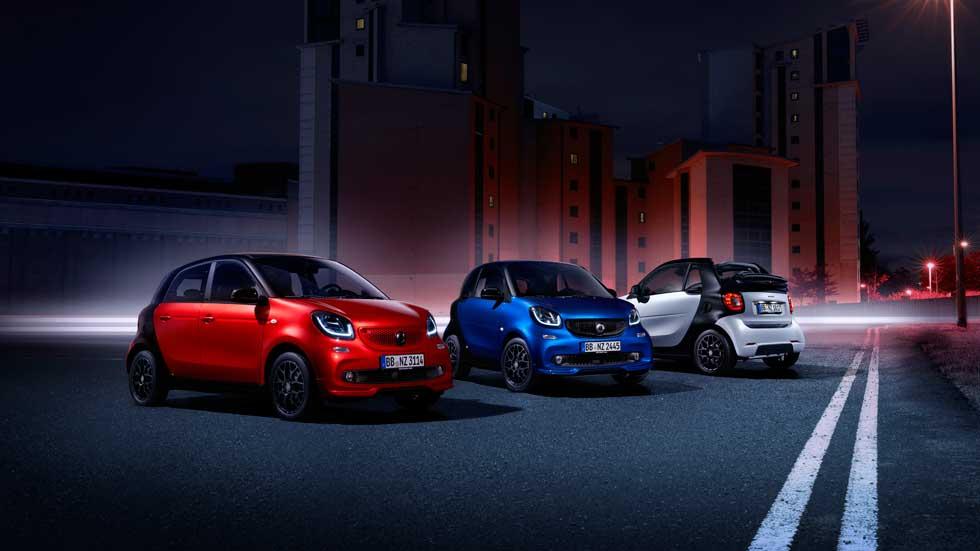 Smart deja de producir coches de gasolina: así será la última edición especial