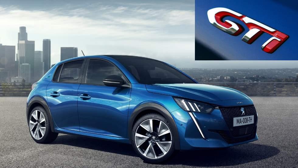 Peugeot 208 GTi 2020: ¿con motor de gasolina o 100% eléctrico?