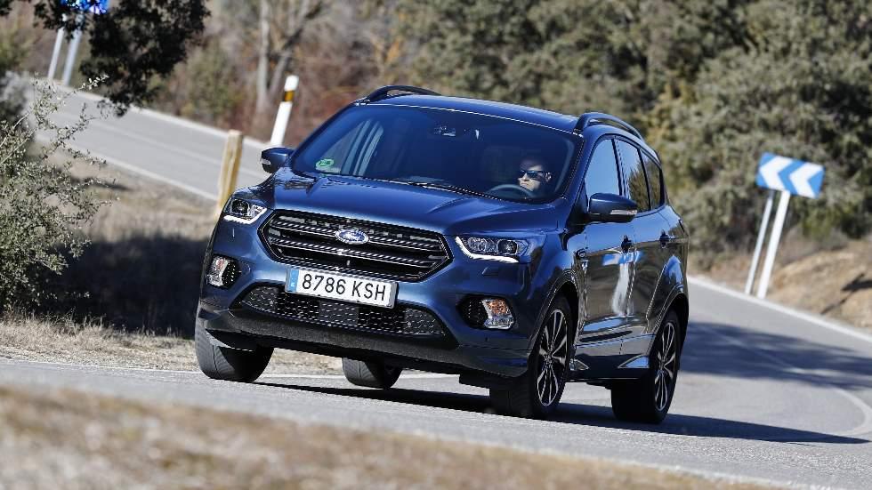 Ford Kuga: un SUV de lo más completo y equipado, por 18.500 euros