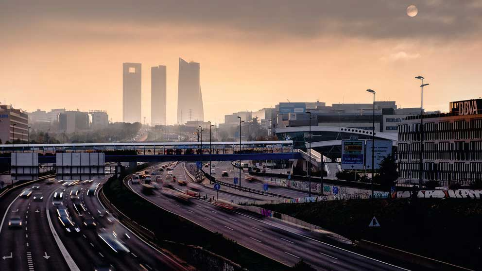 La contaminación en Madrid, objeto de investigación por el Defensor del Pueblo