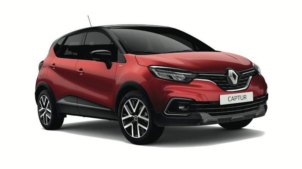 Renault Captur Red Edition: así es la última versión del SUV urbano