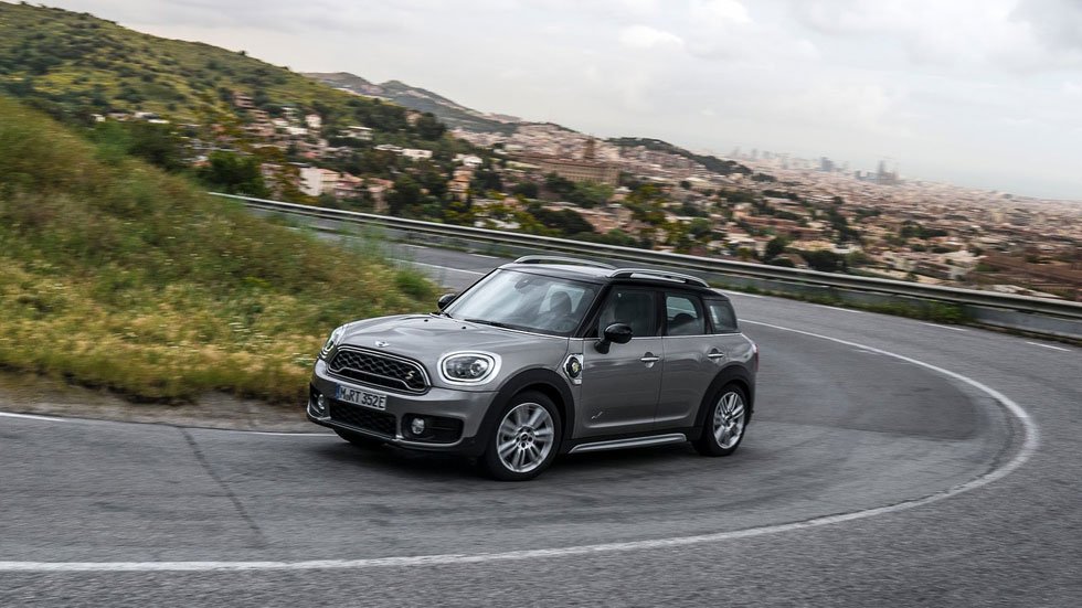 Planes de fin de semana y MINI Countryman Híbrido Enchufable