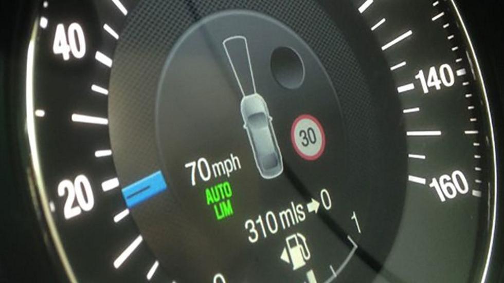 El limitador de velocidad automático, que te frena si excedes, será obligatorio