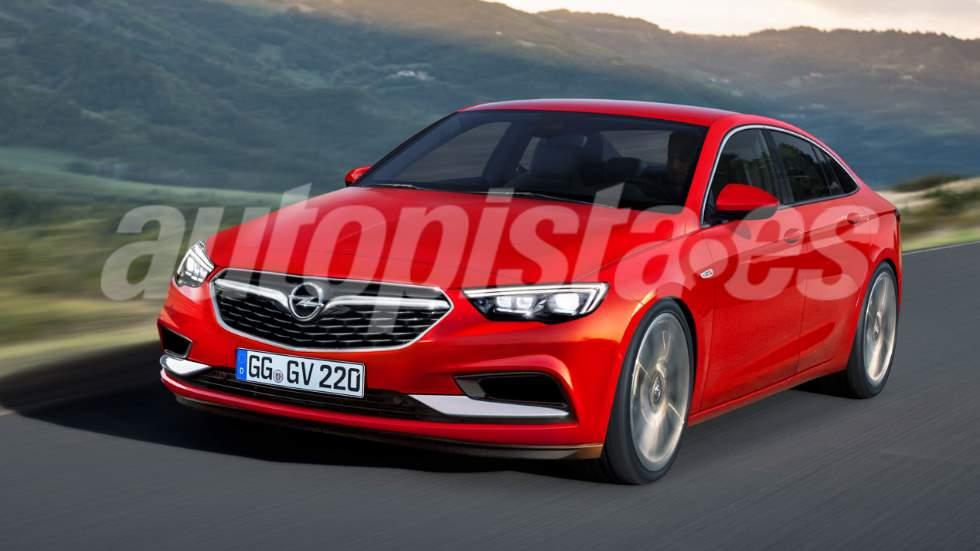Opel Insignia 2020: la nueva berlina, con los nuevos motores de PSA