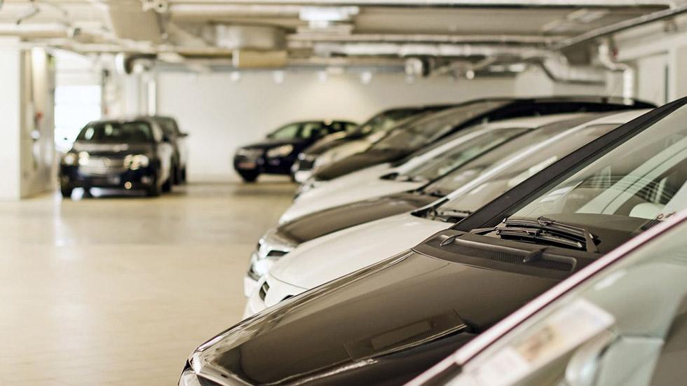 La guerra al Diesel dispara el renting de coches en España