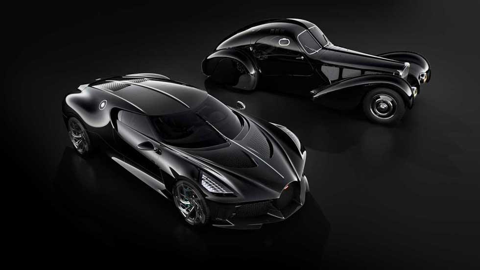 Bugatti vende el coche más caro de la historia: así está el ránking