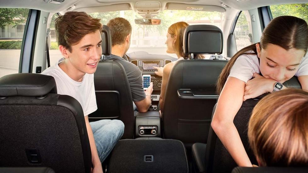 Los 10 mejores coches y SUV familiares con 7 asientos: Santa Fe, 5008, Tarraco, Espace...