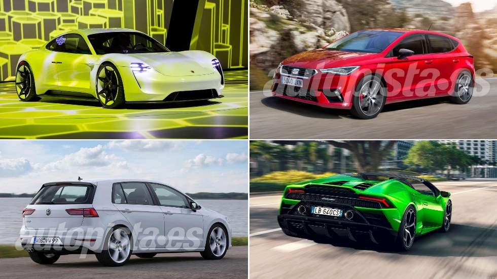 90 lanzamientos: las grandes novedades del Grupo VW en este 2019