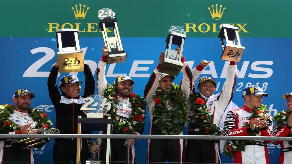 Fernando Alonso disputa este fin de semana las 1.000 Millas de Sebring