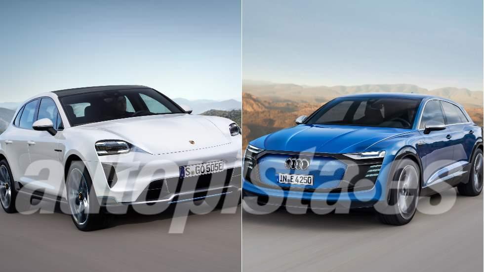 Tras el Golf, la plataforma eléctrica de Audi y Porsche también retrasará lanzamientos