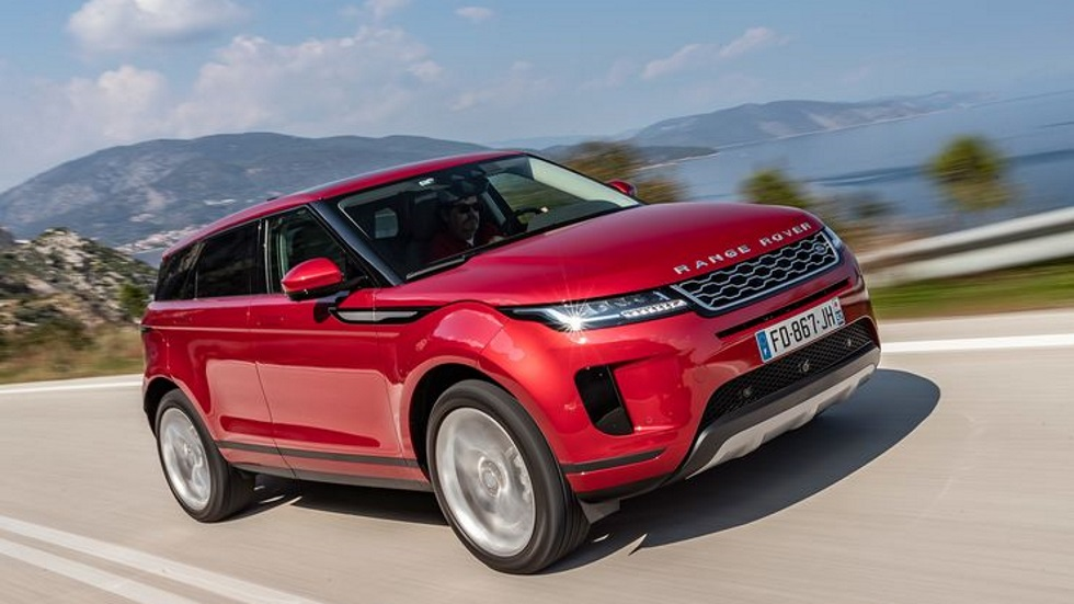 Range Rover Evoque 2019: primera prueba al nuevo y deseado SUV