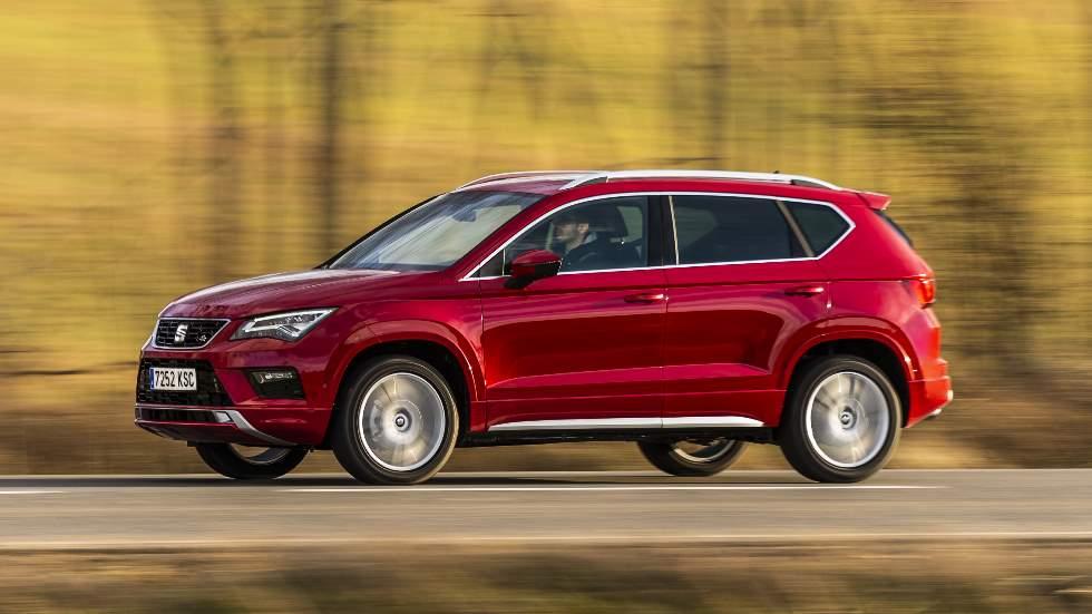 Seat Ateca 1.5 EcoTSI 150 CV: prueba y análisis del nuevo SUV de gasolina