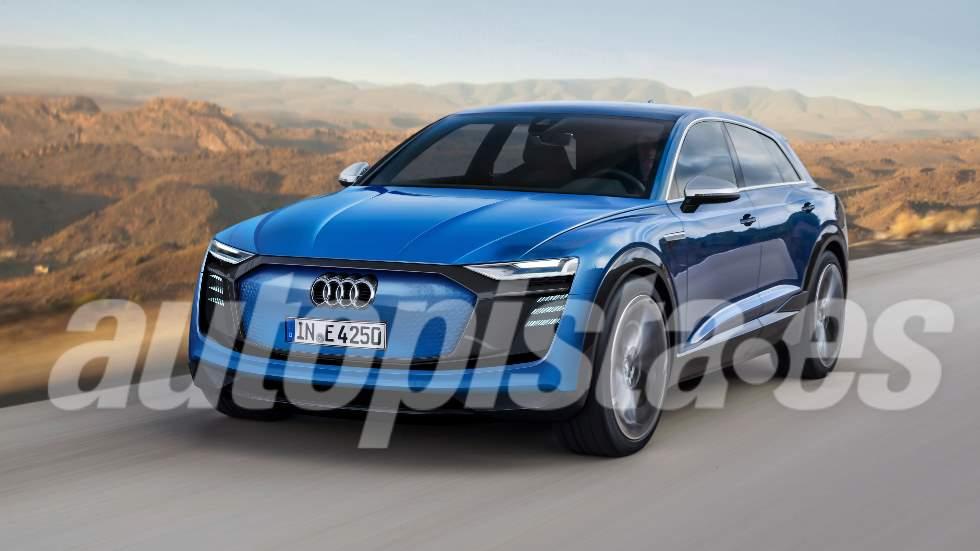 Audi Q6 e-tron: primeros datos e imagen del nuevo SUV eléctrico
