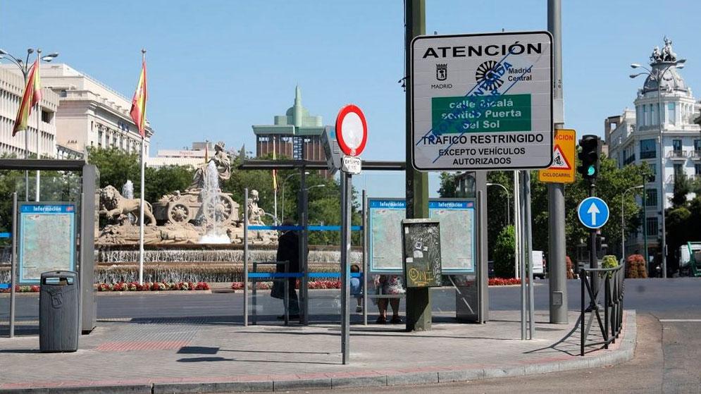 Así podrás recurrir las multas de 90 € que Madrid Central emitirá ya