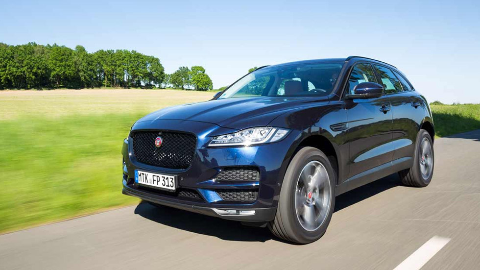 Jaguar F-PACE Prestige Limited Edition, un SUV de lo más completo