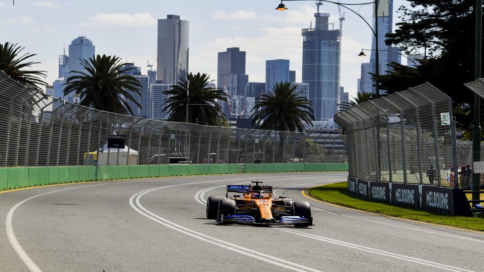 """GP de Australia de F1: """"Un día complicado"""" para Carlos Sainz"""