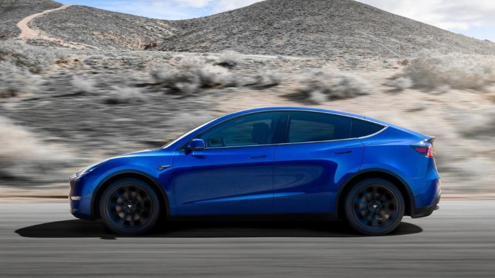 Tesla Model Y: el nuevo SUV eléctrico, por menos de 35.000 € y 7 plazas