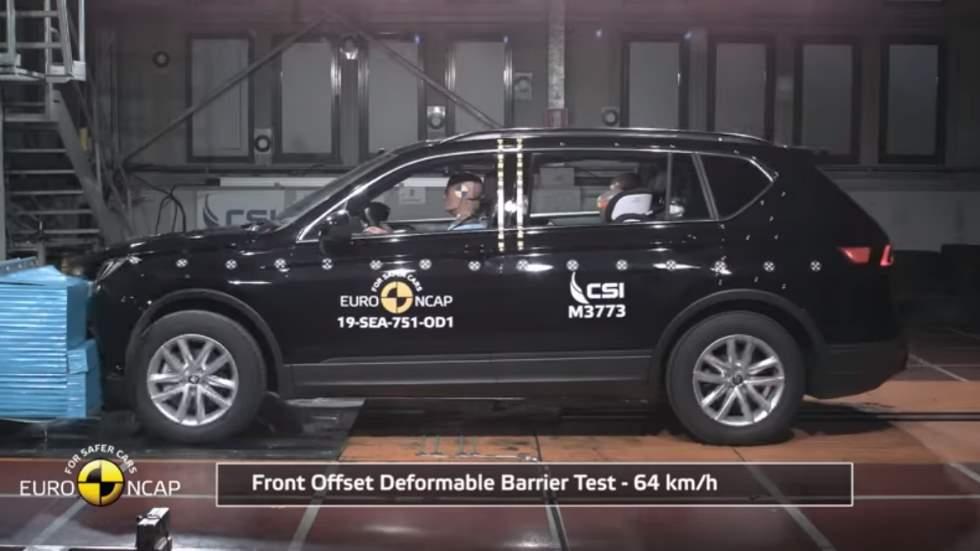 Los coches familiares más seguros del mercado, según las pruebas Euro NCAP