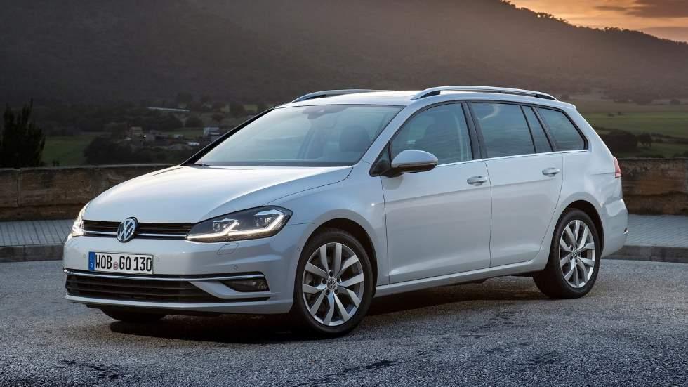 VW Golf Variant TGI 2019: así es el nuevo familiar de gas natural