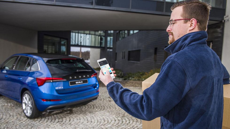 El maletero de tu coche, tu nuevo buzón: la revolución en entregas y mensajería