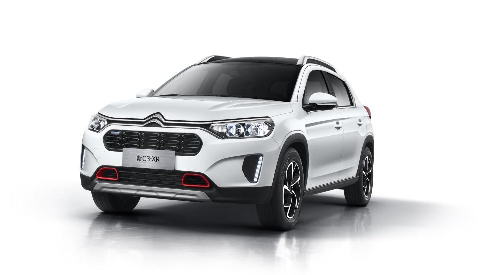 Citroën C3-XR: datos y fotos del nuevo SUV de Citroën