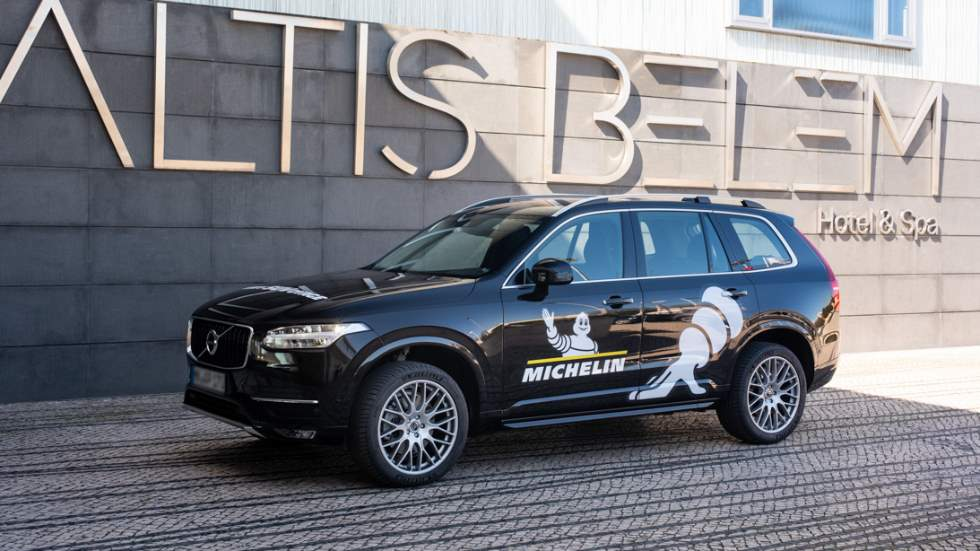 Michelin Pilot Sport 4 SUV: gran neumático para grandes coches