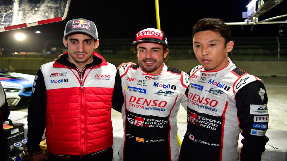Fernando Alonso gana las 1.000 Millas de Sebring
