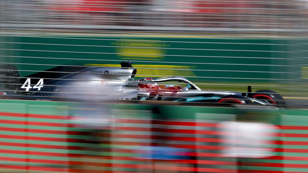 GP de Australia: ¡pole para Hamilton en la primera carrera  de la temporada de F1!