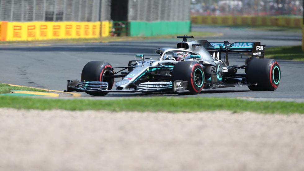 GP de Australia de F1: así queda la parrilla de salida