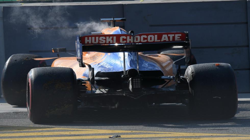 GP de Australia de F1: ¡Carlos Sainz abandona!