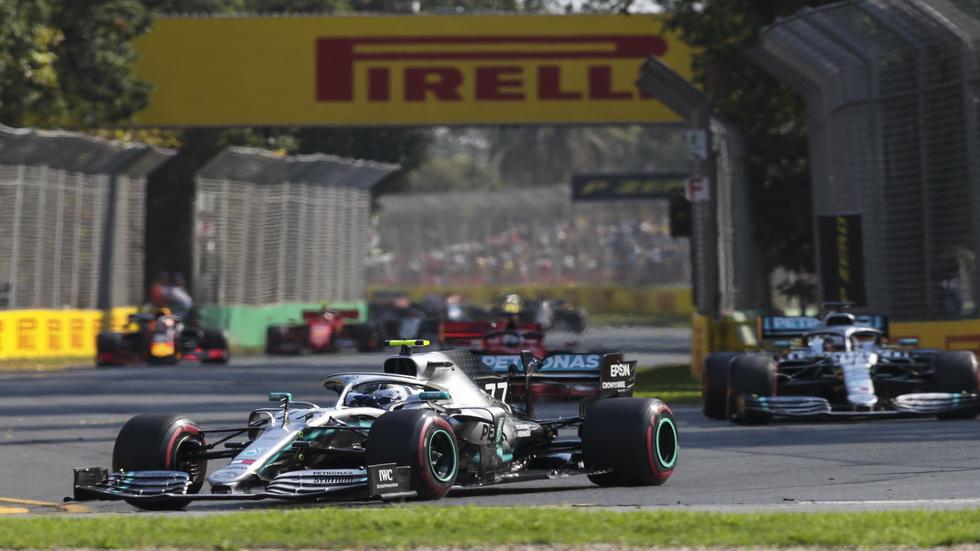 GP Australia F1: flamante victoria de Bottas, decepción de Ferrari y mala suerte de Sainz
