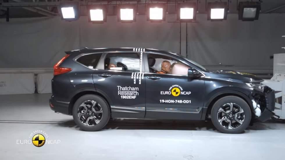 Los coches eléctricos e híbridos más seguros del momento, según Euro NCAP