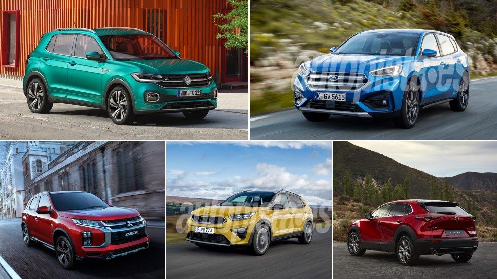 Todos los nuevos SUV que llegan al mercado en 2019, marca a marca