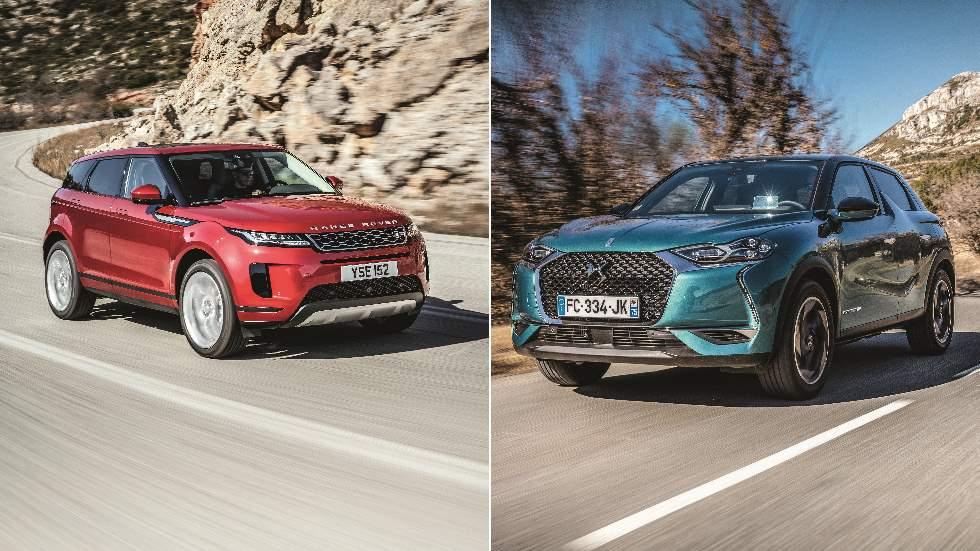 Revista Autopista 3093: a prueba los nuevos SUV Range Rover Evoque y DS 3 Crossback